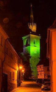 Bergkirche Bad Langensalza Thüringen