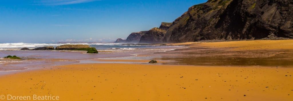 Praia Cordoama - Sagres