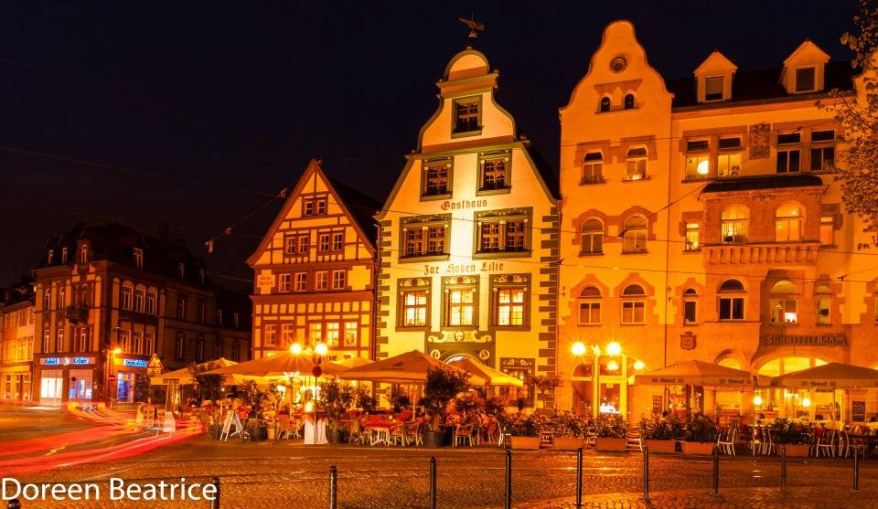 Domplatz Erfurt
