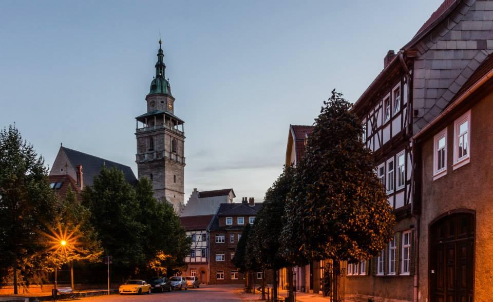 Marktkirche Thüringen Bad Langensalza
