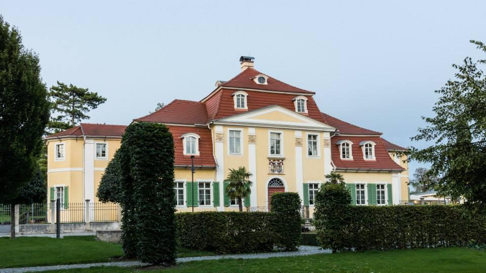 Schlößchen Thüringen Bad Langensala