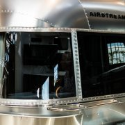 Airstream Heckscheibe