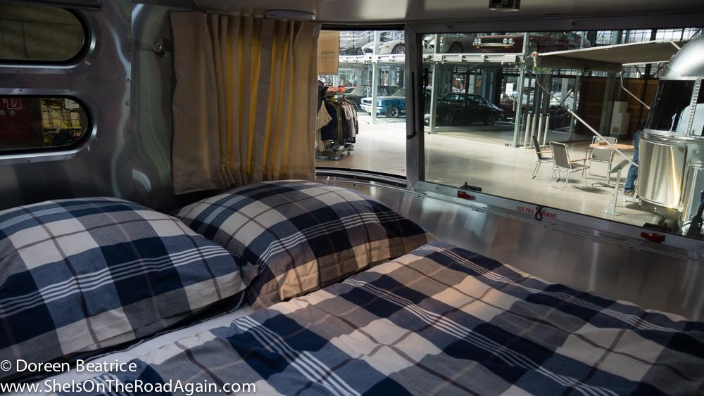 Schlafen im Airstream