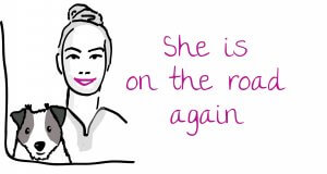 She Is On The Road Again - Reiseblog