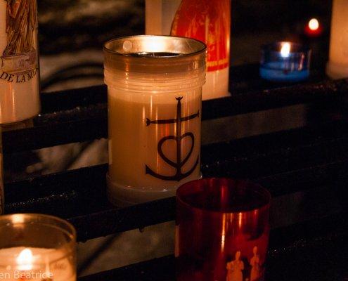 unsere Kerze 00293