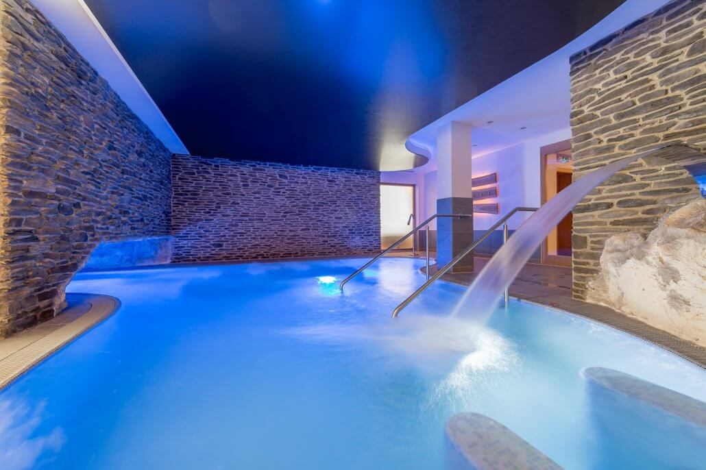 Wellness im Stubaital Sporthotel Neustift