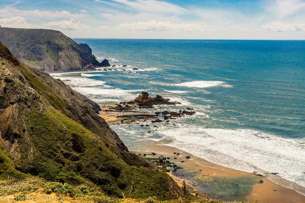 Praia do Castelejo Portugal