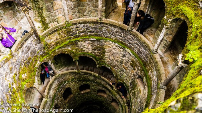 Inverted Tower Sintra