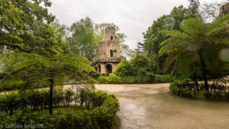 Garten Quinta da Regaleira Sintra