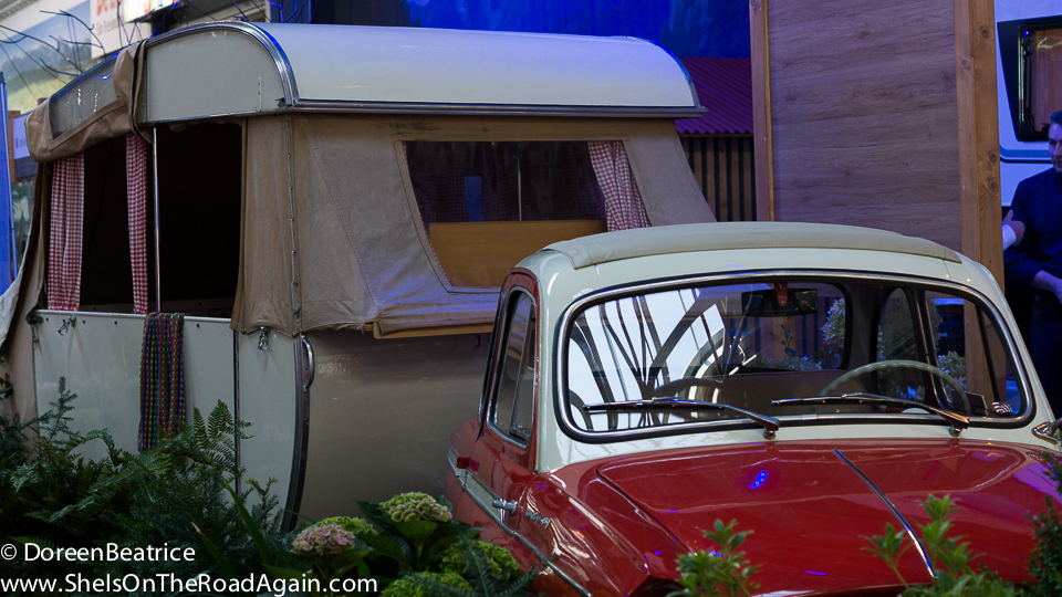 Deko Wohnwagen Caravan Salon 2016