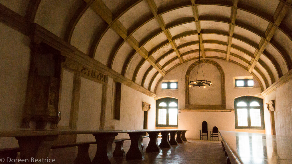 Im Castello Tomar