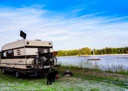 Am Ufer der Loire