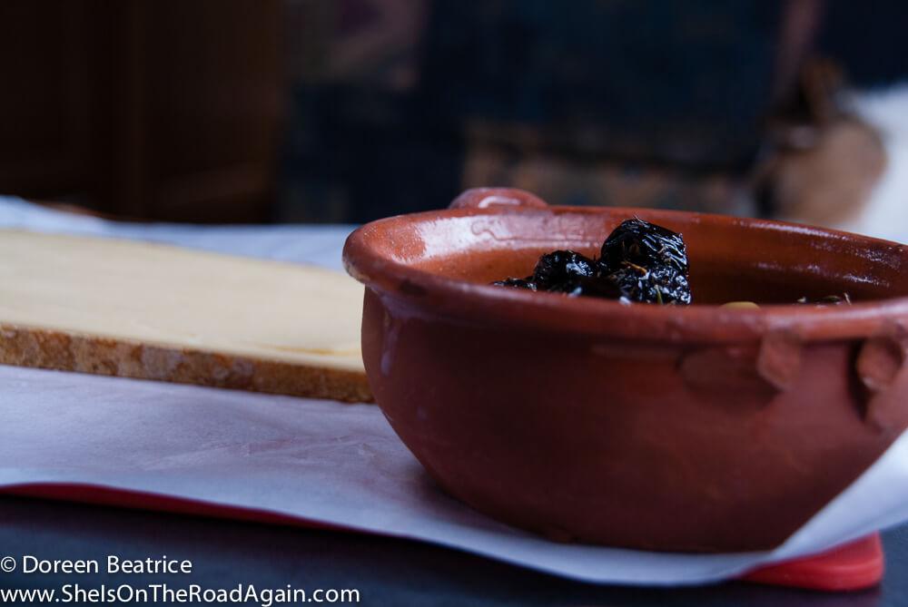 Oliven in der Provence