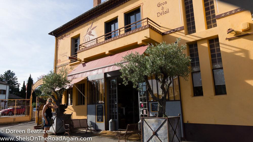 Spezialitäten der Provence