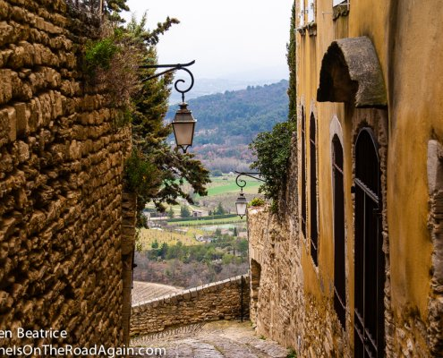 Traumdestination GORDES