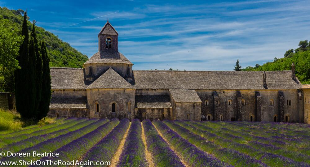 Abbaye Notre Dame Senanque