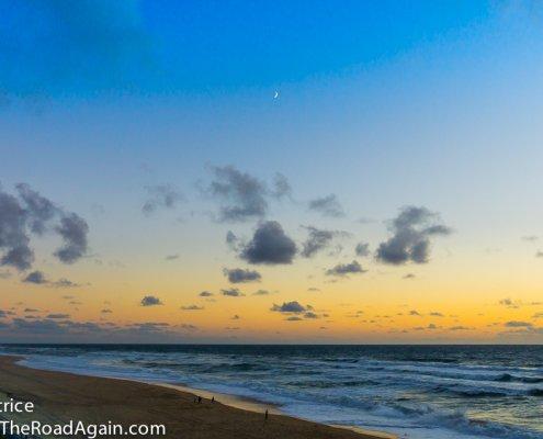 Mimizan Sonnenuntergang 07115