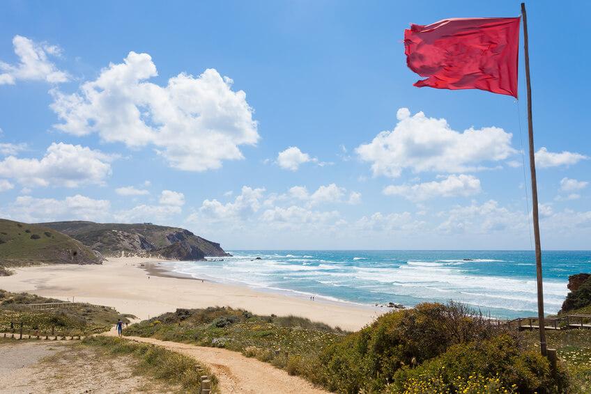 DER Strand für alle die zum Freistehen nach Portugal kommen - Praia do Amado