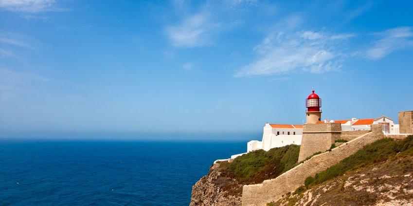 Cabo Sao Vincente, Algarve, Portugal