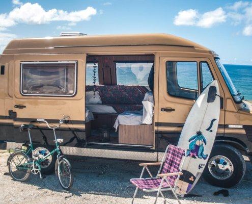 Herrliches Surf-Life in Ericeira ©PuraVidaCampers / Camper mieten in Portugal