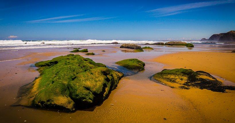 Praia do Cordoama, Portugal
