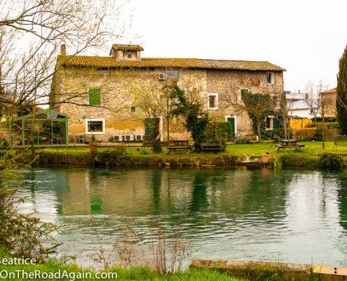 Haus Isle Sur La Sorgue
