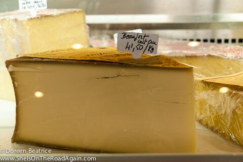 Märkte der Provence - teuer aber köstlich