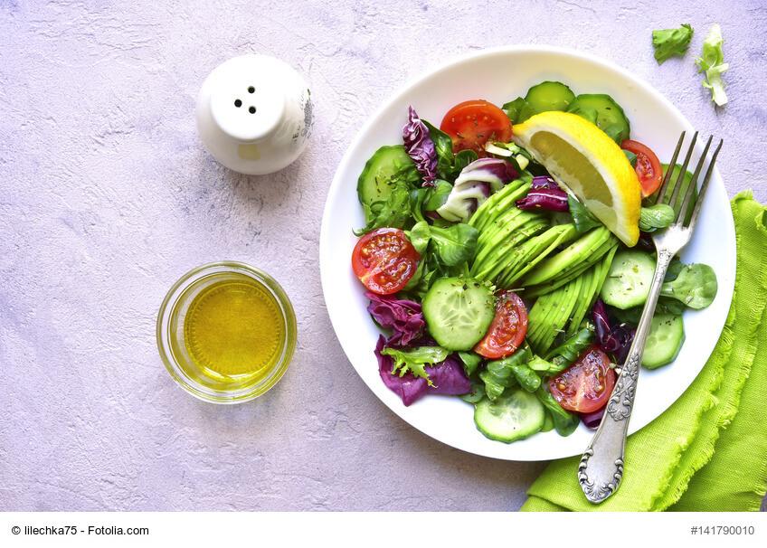 Gurken & Salat