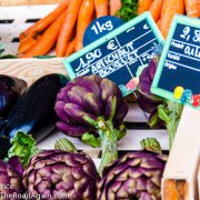Ausschnitt Markt Provence