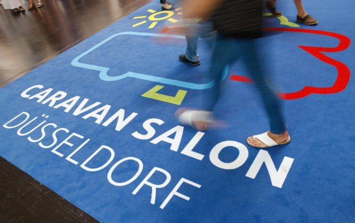 Caravan Salon 2017 (Foto: Messe Düsseldorf / ctillmann)