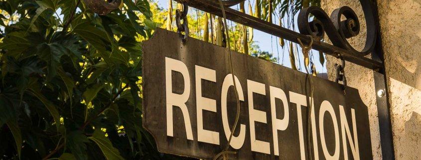 Rezeption Camping La Source