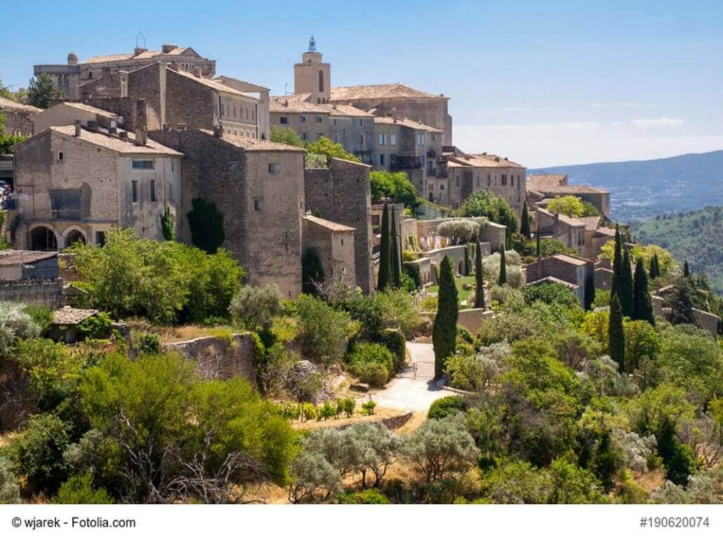 7 Most Beautiful Luberon Villages Provence Discovered By Campervan