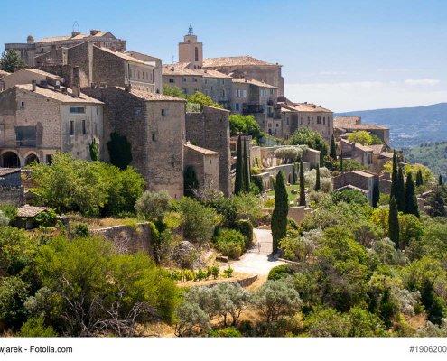 Wunderbares Gordes, Provence