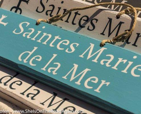 Auf dem Markt in Saintes Maries de la Mer
