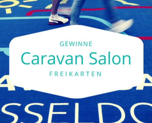 Caravan Salon Freikarten gewinnen ©MesseDüsseldorf/ctillmann