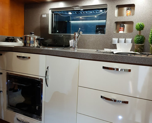 zeigt eine Küche im PhoeniX
