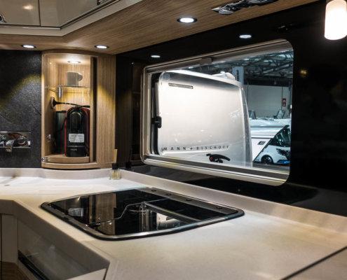 zeigt eine Traumküche im Niesmann & Bischoff ©DoreenKalkofen