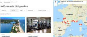 zeigt eine Suchanfrage Thema Wintercamping bei Pincamp